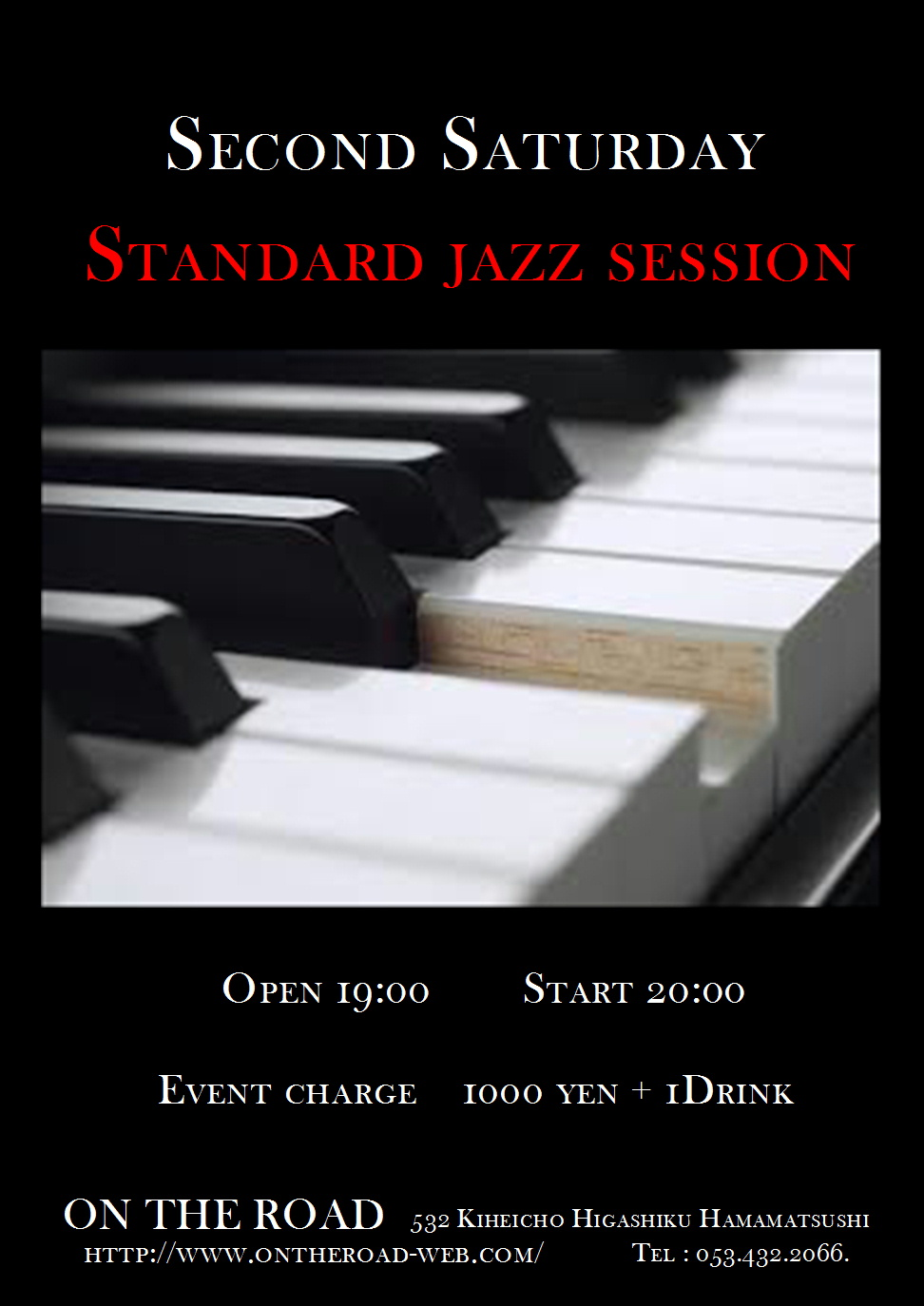 Standard Jazz Session