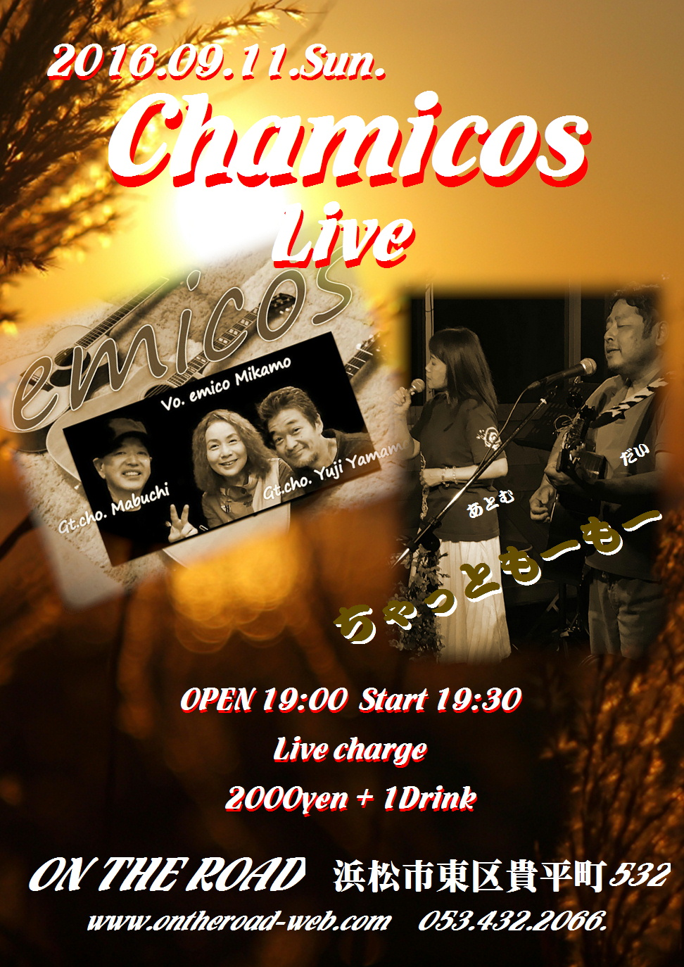 Chamicos Live