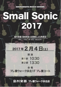 Small Sonic 2017