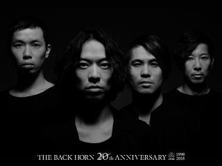 THE BACK HORN 20th Anniversary「ALL TIME BESTワンマンツアー」~KYO-MEI祭り~ 浜松公演