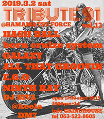 TRIBUTE 91 vol.13