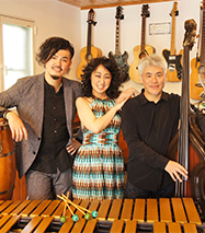 鈴木千恵(vib)Latin Trio Project